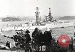 Image of battleships United States USA, 1920, second 10 stock footage video 65675060916