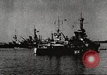 Image of battleships Scotland, 1918, second 1 stock footage video 65675060921