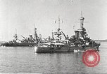 Image of battleships Scotland, 1918, second 5 stock footage video 65675060921