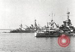 Image of battleships Scotland, 1918, second 11 stock footage video 65675060921
