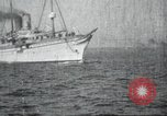 Image of Japanese warship Japan, 1917, second 4 stock footage video 65675060925