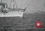 Image of Japanese warship Japan, 1917, second 5 stock footage video 65675060925