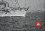 Image of Japanese warship Japan, 1917, second 6 stock footage video 65675060925