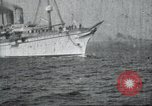Image of Japanese warship Japan, 1917, second 7 stock footage video 65675060925