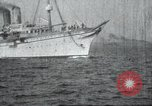 Image of Japanese warship Japan, 1917, second 8 stock footage video 65675060925