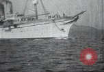 Image of Japanese warship Japan, 1917, second 10 stock footage video 65675060925
