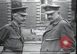 Image of British Field Marshal Julian Byng Europe, 1917, second 3 stock footage video 65675060930