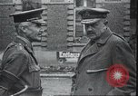 Image of British Field Marshal Julian Byng Europe, 1917, second 4 stock footage video 65675060930