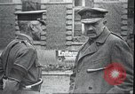 Image of British Field Marshal Julian Byng Europe, 1917, second 7 stock footage video 65675060930
