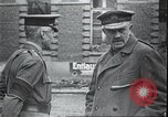 Image of British Field Marshal Julian Byng Europe, 1917, second 9 stock footage video 65675060930