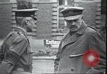 Image of British Field Marshal Julian Byng Europe, 1917, second 10 stock footage video 65675060930