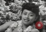Image of everyday lifestyle and diverse population in Hawaii before World War 2 Honolulu Hawaii USA, 1941, second 4 stock footage video 65675060935