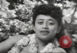 Image of everyday lifestyle and diverse population in Hawaii before World War 2 Honolulu Hawaii USA, 1941, second 6 stock footage video 65675060935