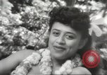 Image of everyday lifestyle and diverse population in Hawaii before World War 2 Honolulu Hawaii USA, 1941, second 10 stock footage video 65675060935