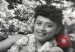 Image of everyday lifestyle and diverse population in Hawaii before World War 2 Honolulu Hawaii USA, 1941, second 11 stock footage video 65675060935