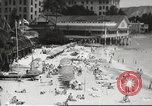 Image of  Waikiki Beach in Hawaii Honolulu Hawaii USA, 1941, second 1 stock footage video 65675060936