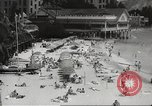 Image of  Waikiki Beach in Hawaii Honolulu Hawaii USA, 1941, second 2 stock footage video 65675060936