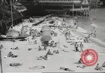 Image of  Waikiki Beach in Hawaii Honolulu Hawaii USA, 1941, second 4 stock footage video 65675060936