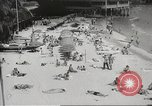 Image of  Waikiki Beach in Hawaii Honolulu Hawaii USA, 1941, second 5 stock footage video 65675060936