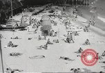 Image of  Waikiki Beach in Hawaii Honolulu Hawaii USA, 1941, second 6 stock footage video 65675060936