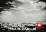 Image of Japanese bombers attack Pearl Harbor Honolulu Hawaii USA, 1941, second 2 stock footage video 65675060940