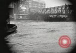 Image of Chicago Harbor Patrol boat Chicago Illinois USA, 1920, second 10 stock footage video 65675060948