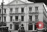 Image of public building Panama, 1919, second 3 stock footage video 65675060968