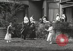 Image of navy nurse corps Portsmouth Virginia USA, 1926, second 3 stock footage video 65675060976