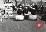 Image of sailors New York United States USA, 1922, second 2 stock footage video 65675060983