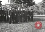 Image of Sir Eric Geddes views U.S. Naval Academy parade Annapolis Maryland USA, 1918, second 12 stock footage video 65675060989