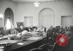 Image of Franklin Roosevelt Washington DC USA, 1942, second 9 stock footage video 65675061000