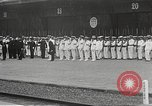 Image of Emperor Hirohito in naval uniform Yokohama Japan, 1934, second 12 stock footage video 65675061006