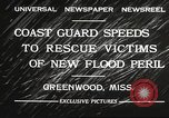 Image of Flood in Mississippi Greenwood Mississippi USA, 1932, second 3 stock footage video 65675061016
