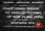 Image of Flood in Mississippi Greenwood Mississippi USA, 1932, second 6 stock footage video 65675061016