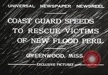 Image of Flood in Mississippi Greenwood Mississippi USA, 1932, second 10 stock footage video 65675061016