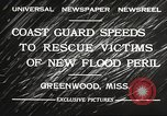 Image of Flood in Mississippi Greenwood Mississippi USA, 1932, second 11 stock footage video 65675061016