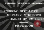 Image of Emperor Hirohito Tokyo Japan, 1932, second 4 stock footage video 65675061018