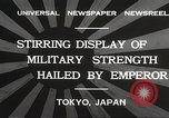 Image of Emperor Hirohito Tokyo Japan, 1932, second 6 stock footage video 65675061018