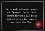 Image of dreadnought New York United States USA, 1920, second 3 stock footage video 65675061037