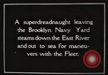 Image of dreadnought New York United States USA, 1920, second 12 stock footage video 65675061037