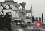 Image of USS Nevada BB-36 Atlantic Ocean, 1920, second 10 stock footage video 65675061039