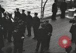 Image of British Navy Admiral Beatty in World War I Scotland, 1917, second 8 stock footage video 65675061040