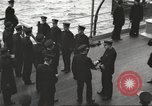 Image of British Navy Admiral Beatty in World War I Scotland, 1917, second 11 stock footage video 65675061040
