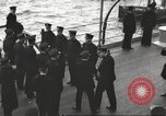 Image of British Navy Admiral Beatty in World War I Scotland, 1917, second 12 stock footage video 65675061040