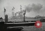 Image of United States battleship New York City USA, 1918, second 11 stock footage video 65675061049