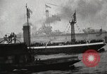 Image of United States battleship New York City USA, 1918, second 12 stock footage video 65675061049