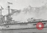 Image of US warships Atlantic Ocean, 1919, second 1 stock footage video 65675061050