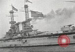 Image of US warships Atlantic Ocean, 1919, second 7 stock footage video 65675061050