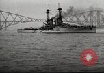 Image of US Battleships Scotland, 1918, second 4 stock footage video 65675061053