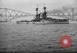 Image of US Battleships Scotland, 1918, second 10 stock footage video 65675061053